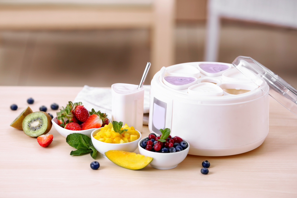 Une yaourtière, un équipement de cuisine incontournable pour faire des yaourts délicieux